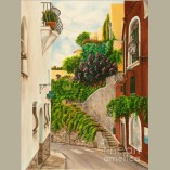 A_Street_in_Positano