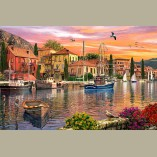Harbour_Sunset
